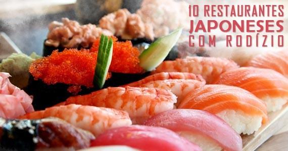 Confira 10 restaurantes japoneses com rodízio em São Paulo!