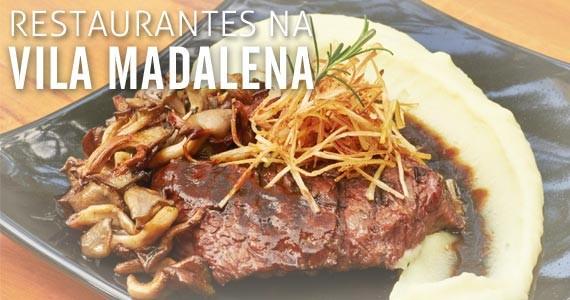 Confira alguns Restaurantes na Vila Madalena, em São Paulo.