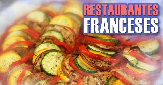 Conheça alguns restaurantes franceses na cidade de São Paulo