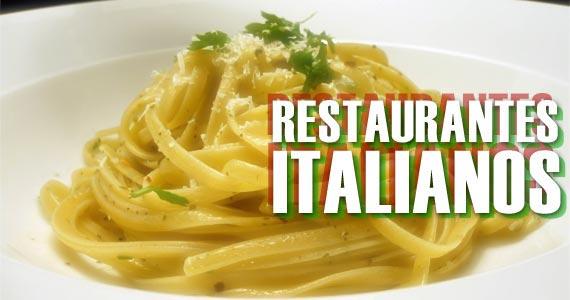 Excelentes restaurantes italianos para se conhecer na cidade de São Paulo!