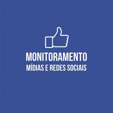 MONITORAMENTO DE MÍDIAS E REDES SOCIAIS