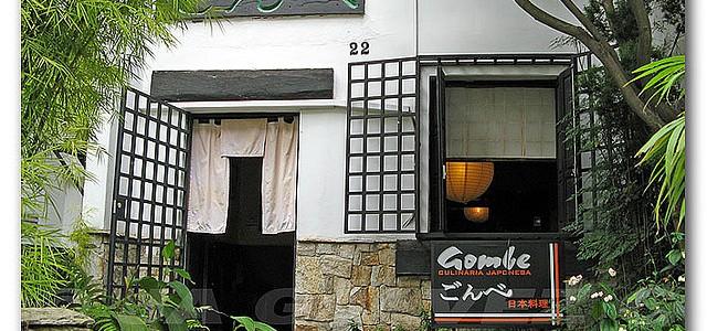 Restaurante Gombe é uma das robatarias mais tradicionais de SP